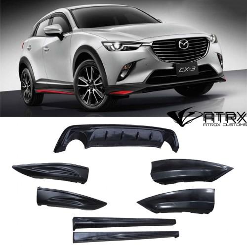 Body Kit OEM Racing Series Mazda CX-3 2016 - 2018