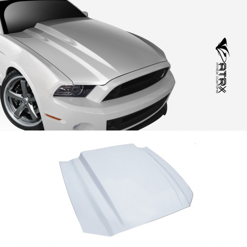 Cofre Capo Toma Aire 3 Inch Cowl Ford Mustang 2013 - 2014