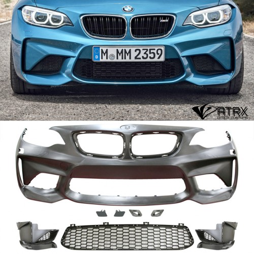 Fascia Parrilla Conversion M2 BMW Serie 2 F22 220i 235i M 2014 - 2018