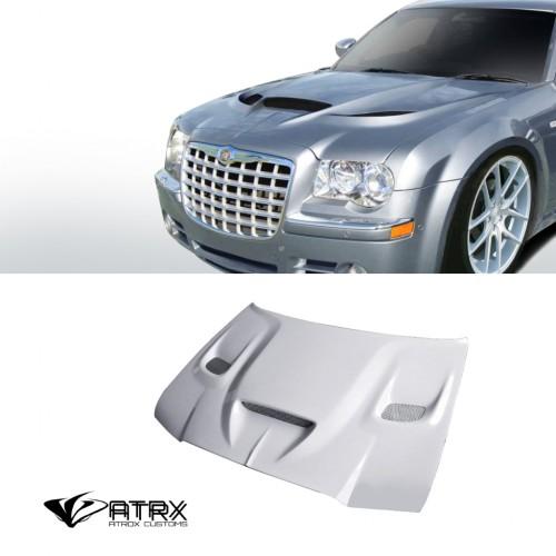 Cofre Capo Type-HC Funcional FRP Chrysler 300C 2005 - 2010
