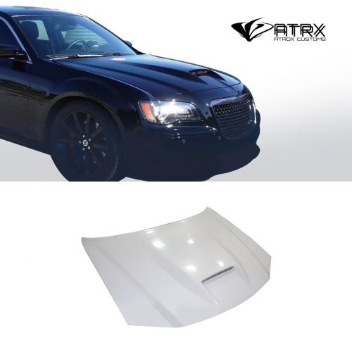 Cofre Capo SRT Style Funcional FRP Chrysler 300C 2011 - 2018
