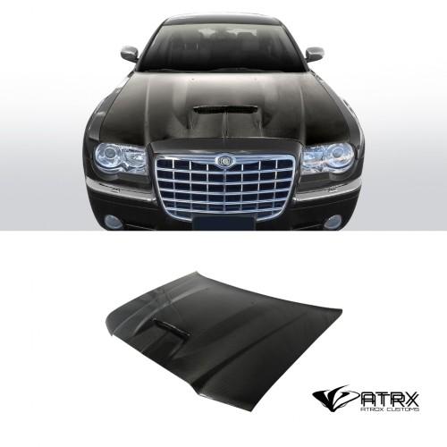 Cofre Capo DriTech SRT Carbono Chrysler 300C 2005 - 2010