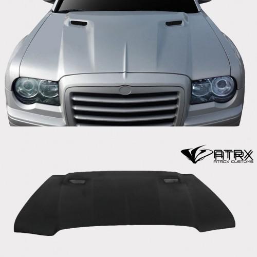 Cofre Capo Challenger FRP Chrysler 300C 2005 - 2010