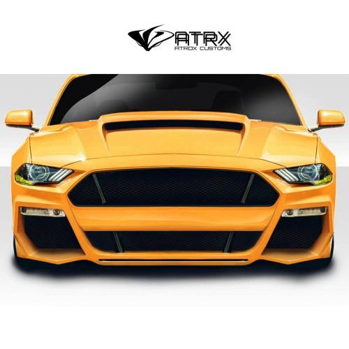 Fascia Frontal Duraflex FRP Ford Mustang 2018 - 2019