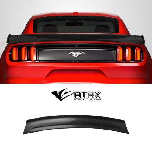 Alerón Spoiler Stallion Carbono Ford Mustang 2015 - 2018