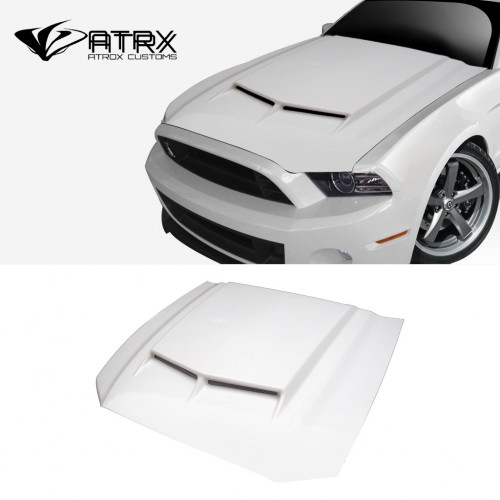 Cofre Capo Toma Aire Funcional C Ford Mustang 2013 - 2014
