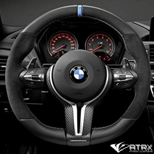 Cubierta Volante Carbono BMW Serie 2 M2 F87 2014 - 2017