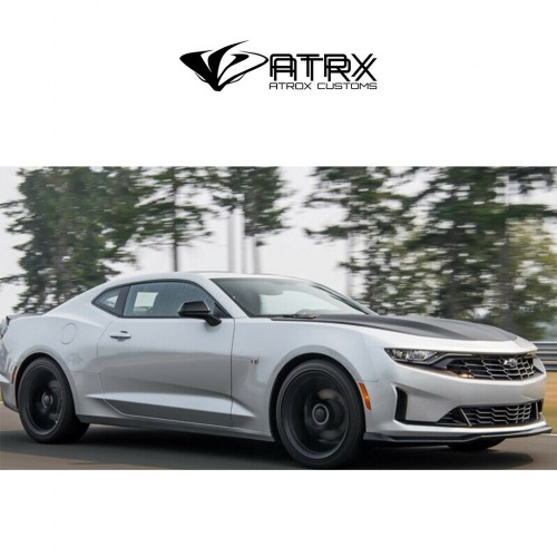 Lip Bumper OE Style Plástico ABS Negro Mate Chevrolet Camaro 2019 - 2020