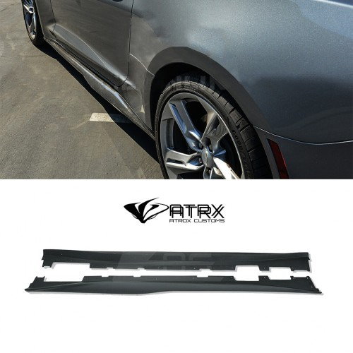 Estribos laterales Side Skirts ZL1 Style ABS Chevrolet Camaro 2019