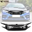 Parrilla Rejilla Fascia Frontal IKON Honda Civic 2016 - 2018