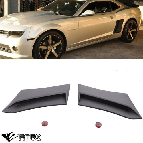 Body Scoops Lateral Trasero PU Chevrolet Camaro 2010 - 2015
