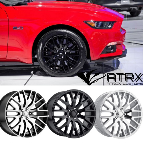 Rines GT Performance Pack Ford Mustang 2008 - 2018