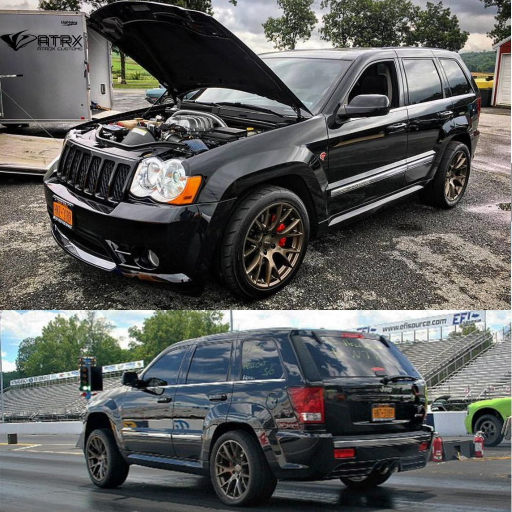 "2018 Jeep Grand Cherokee >> 4 Rines 20"" HELLCAT para Jeep Grand Cherokee 1999 - 2018"