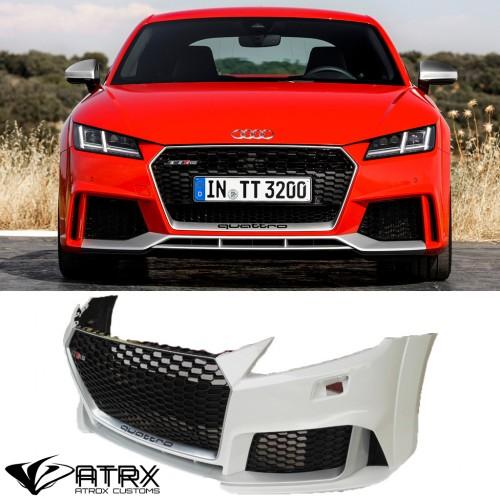 Fascia Frontal Conversión Audi TT RS 2016 - 2018