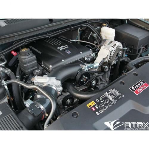 Supercargador Edelbrock E-Force Chevrolet Silverado GMC Sierra 2007 - 2013