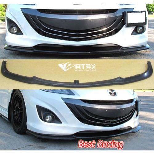 Lip Bumper OEM Racing Series Mazda 3 2014 - 2016