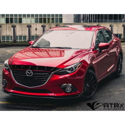 Cover Vortex Cofre Fascia Mazda 3 2014 - 2016