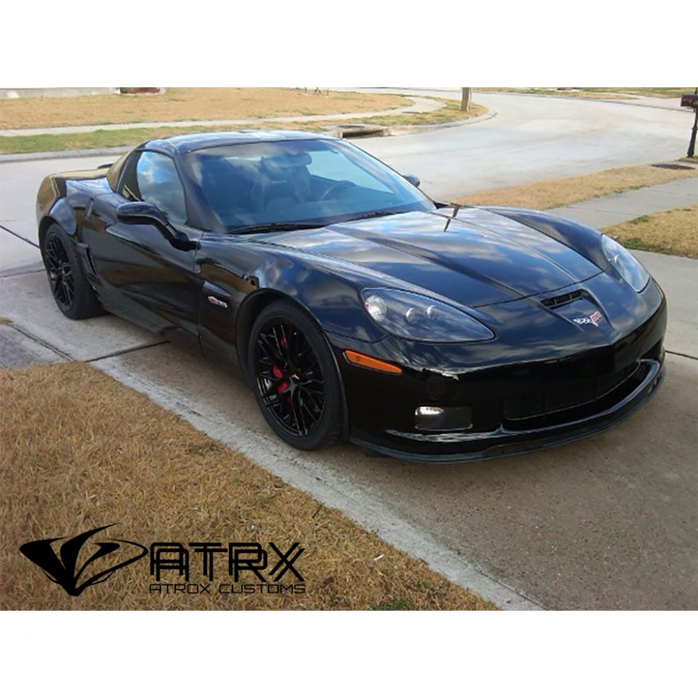 "Chevy Corvette 2015 2018 High Mount: 4 Rines ZR1 17 18 19 20"" 5x4.75 Chevrolet Corvette C6 C7"