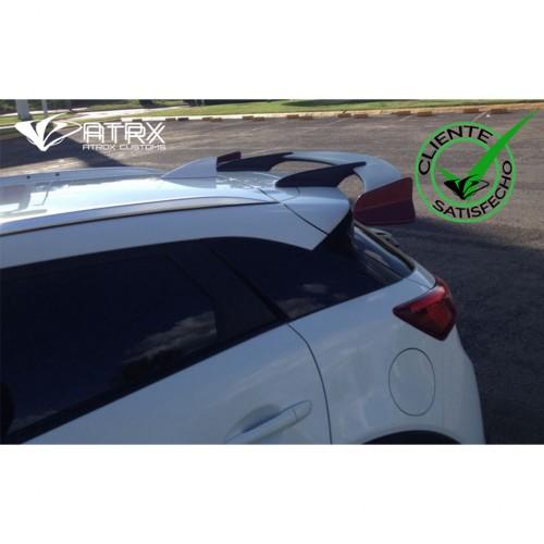 Alerón Spoiler Knight Sports Mazda CX3 2016 - 2018