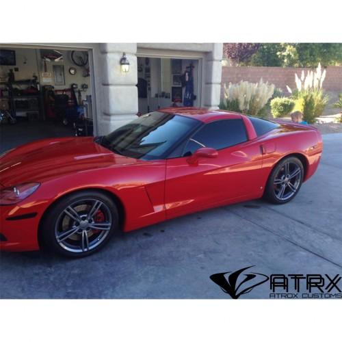 """4 Rines OEM 17 18"""" 5x4.75 Chevrolet Corvette C6 C7 2005 - 2018"""