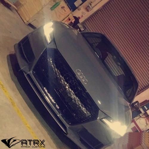 Parrilla Rejilla Fascia Frontal Audi TT S RS 2016 - 2018