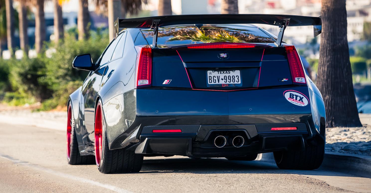 Cadillac CTS 2008 - 2014